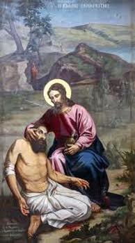 The Good Samaritan. 8th Sunday of St. Luke