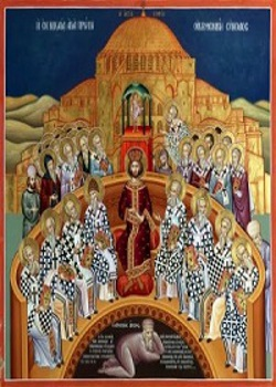 Sunday of the Holy Fathers