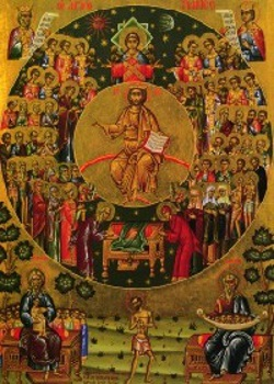 Sunday  of all the Saints