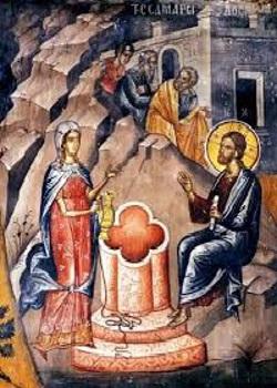 The Samaritian Woman