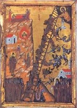 St. John οf the Ladder. The 4th Sunday οf Lent